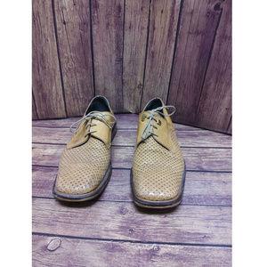 David Eden Men Oxfords Dress Shoes Size 11👣